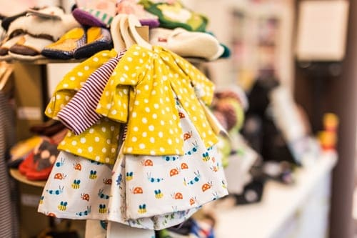 Baby Clothes Purchase - Make A Budget Shopping?