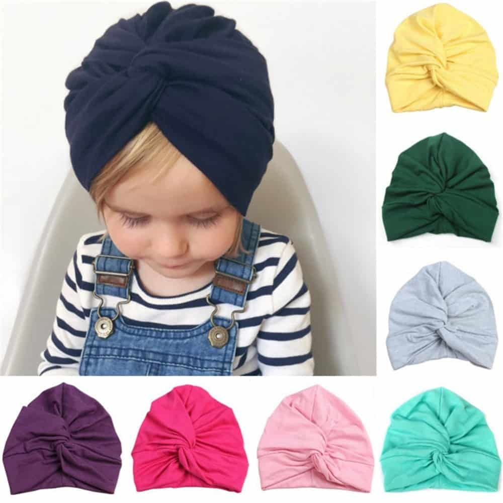 Fashion Wear: Turban Hat For Baby