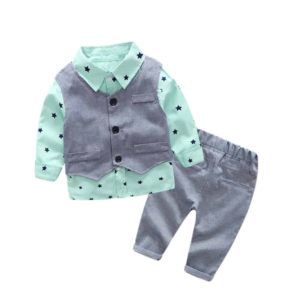 Newborn Boy Outfits Formal Attire
