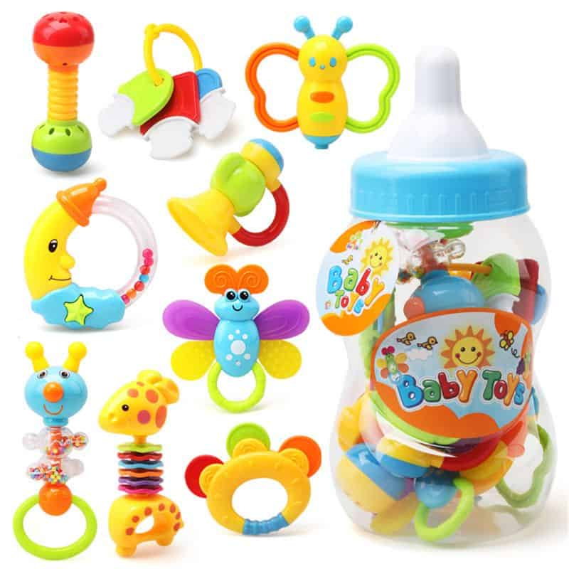 Top 50 Must Buy Baby Toys And Products For Fun And Creativity