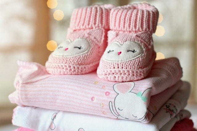 Fashionable Baby Shower Gifts