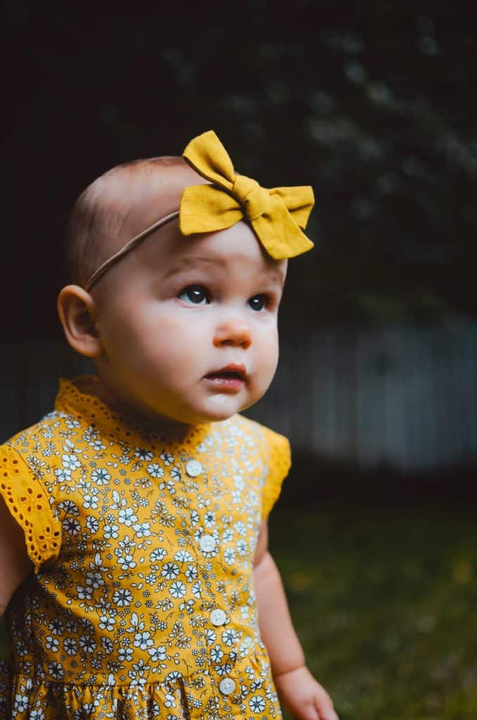 Execute The Correct Way To Choose The Stylish Baby Girl Dresses